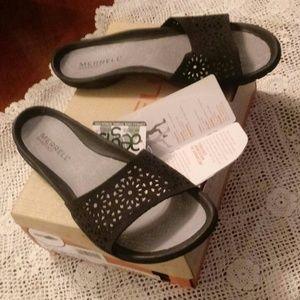 New Merrell barefoot sandals